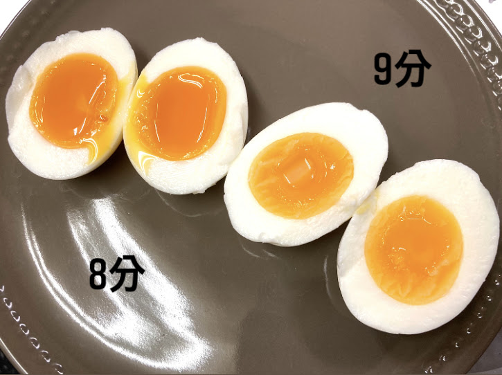 冷やす ゆで 時間 卵